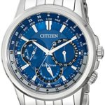 Citizen Eco-Drive Men's Calendrier Stainless Steel Watch Just $180 Shipped