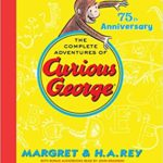 The Complete Adventures of Curious George: 75th Anniversary Edition Hardcover Book For $14.22