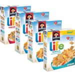 4 Boxes of Quaker Life Breakfast Cereal Variety Pack Only $5.79-$6.59 + Free Shipping