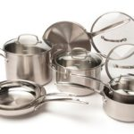 Today Only: CUISINART 12-Piece Stainless Steel Cookware Set Only $129.99 Shipped