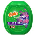 81 Count Container of Gain Flings Laundry Detergent Pacs For Only $10.99-$12.99 + Free Shipping!