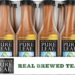 Case of 12 Pure Leaf Iced Tea, Tea and Lemonade, Real Brewed Black Tea 18.5 Ounce Bottles Only $8.82-$9.86 + Free Shipping!