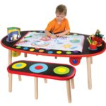 ALEX Toys Artist Studio Super Art Table with Paper Roll Only $87.99 Shipped!