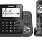 Panasonic Link2Cell Bluetooth Corded / Cordless Phone and Answering Machine w/ 2 Cordless Handsets Only $68.99!
