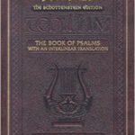 Artscroll Hardcover Full Size Interlinear Translation Tehilim Only $12.49!