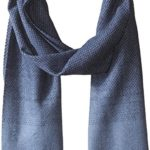 Phenix 100% Cashmere Men's Ombre Water Scarf Just $22.99