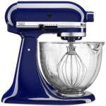 KitchenAid 5 qt. Stand Mixer with Glass Bowl & Flex Edge Beater For $179.99 w/ Free Shipping!