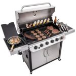 Char-Broil Performance 650 6-Burner Cabinet Gas Grill For Only $251.24 Shipped!