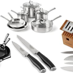 Today Only: Save Up To 64% On Calphalon Cookware Sets, Roasting Pans, and Cutlery!