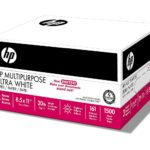 Get A 3-Ream Case (1,500 Sheets) of HP Paper For $7.34-$8.40 + Free Shipping