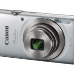 Canon PowerShot ELPH 180 Silver Refurbished Camera Only $49.99 w/ Free Shipping!