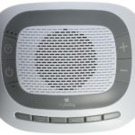 myBaby SoundSpa White Noise Machine, Plays 4 Soothing Sounds For $15.19