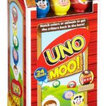 Uno Moo Card Game Just $5.12