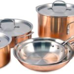 Calphalon Tri-Ply Copper 10-pc. Cookware Set For Only $159.82 Shipped!!