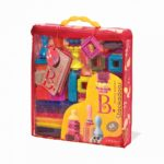 Today Only: Save On Battat, Play Circle, Bristle Blocks, And B. Toys From Amazon