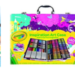 Today Only: Save Up To 40% On Crayola Products Including Art Sets, Supplies, Crayola Dough & More!