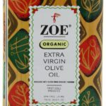 Zoe Organic Extra Virgin Olive Oil, 25.5- Ounce tins (Pack of 2) For $16.99 – $18.99 + Free Shipping