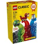 890 Piece LEGO Classic Creative Box Only $20, Mega Bloks Big Builders Build 'n Create 250 Piece Set For Just $15!