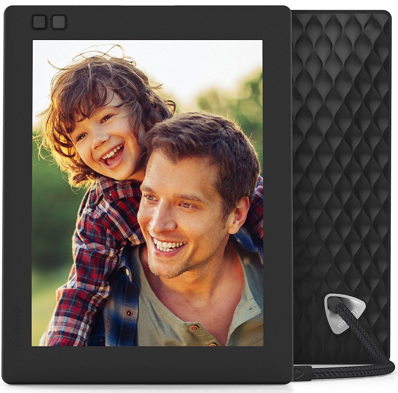 Nixplay Seed 10 Inch WiFi Cloud Digital Photo Frame with IPS Display ...