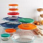 Pyrex 19 Piece Baking & Storage Set Only $29.99!