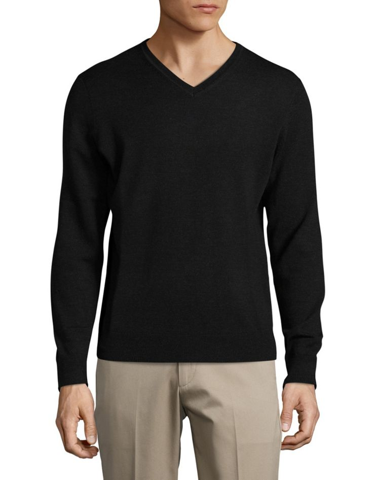 Today Only: Black Brown 1826 Merino Wool Sweaters On Sale For Only ...
