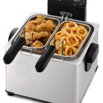 T-fal 4-Liter Triple Basket Deep Fryer with Stainless Steel Removable Pot Only $34.99 Shipped!
