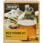 Sharper Image 12-Piece Beer Making Kit For Just $20.80 w/ Free Shipping!
