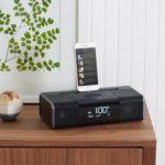 AmazonBasics Lightning Dock Clock Radio For Only $19.99!