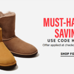 UGG's Women's Boots And Slippers On Sale For Only $59.99-$99.99 From Saks!