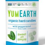 Pack of 6 YumEarth Organic Wild Peppermint Hard Candy 3.3 Ounce Pouches Only $6.85-$7.66 Shipped!