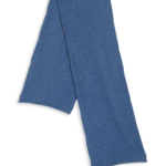 Saks Fifth Avenue Diamond Stitch Speckled Cashmere Scarf For Just $29.97