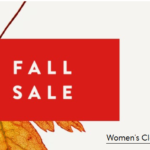 Up To 40% Off At The Nordstrom Fall Sale + Free Shipping & Free Returns On All Orders!