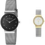 Skagen Women's Freja Stainless Steel Mesh Watches For Only $45.99 Shipped!