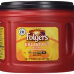 Folgers Breakfast Blend Ground Coffee, Mild Roast, Big 25.4 Ounce Container Only $2.90-$3.24 + Free Shipping!
