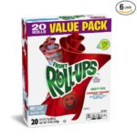 120 Fruit Roll-ups For Only $13.70! (Just 11¢ Per Roll-up)