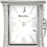 Bulova Women's Analog Display Analog Quartz Two Tone Watch Only $158.70 w/ Free Shipping!