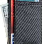 Travelambo Front Pocket Slim Wallet Money Clip w/ RFID Blocking On Sale For $10.39 – $13.59