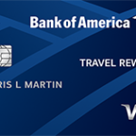 20,000 Bonus Points, 1.5 Points Everywhere and No Annual Fee with Bank of America Travel Rewards Credit Card