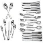 Lenox Regan 50-pc Flatware Set Only $70 Shipped!