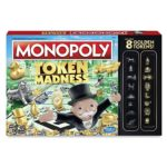 Monopoly Token Madness Game Only $9.99!