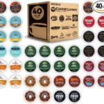 40-Count Green Mountain Coffee Keurig Coffee Lover's Variety Pack Single-Serve K-Cup Sampler For $15.29-$17.09 + Free Shipping!