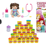 Up to 40% off Select Board Games and Toys From Hasbro, Play-Doh, NERF, Transformers & More