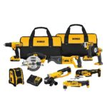 DEWALT 20V MAX Lithium Ion 9-Tool Combo Kit For Only $499 Shipped! (Compare At $850!)