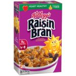 Pack of 3 Kellogg's Raisin Bran, 18.7 Ounce Boxes For Just  $4.49-$5.34 + Free Shipping!