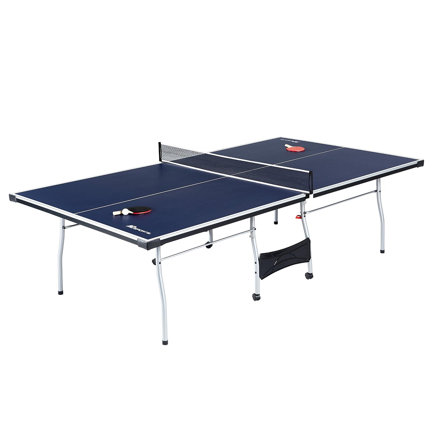 MD Sports Table Tennis Set, Regulation Ping Pong Table With Net, Paddles  And Balls For Only $60.47 W/ Free Shipping!