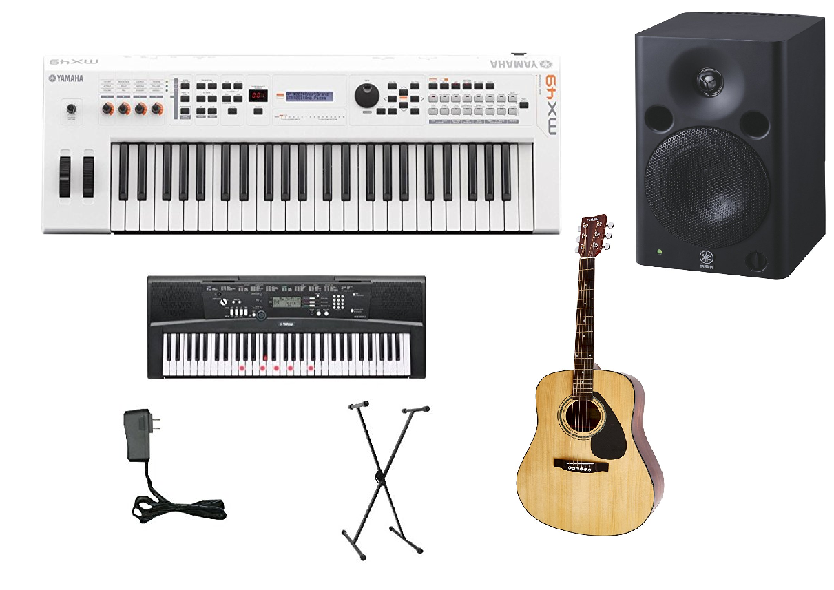 Deals on musical instruments