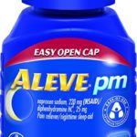Today Only: Aleve PM Pain Reliever/Fever Reducer/Sleep Aid, 80 Count For $7.44-$8.31 + Free Shipping