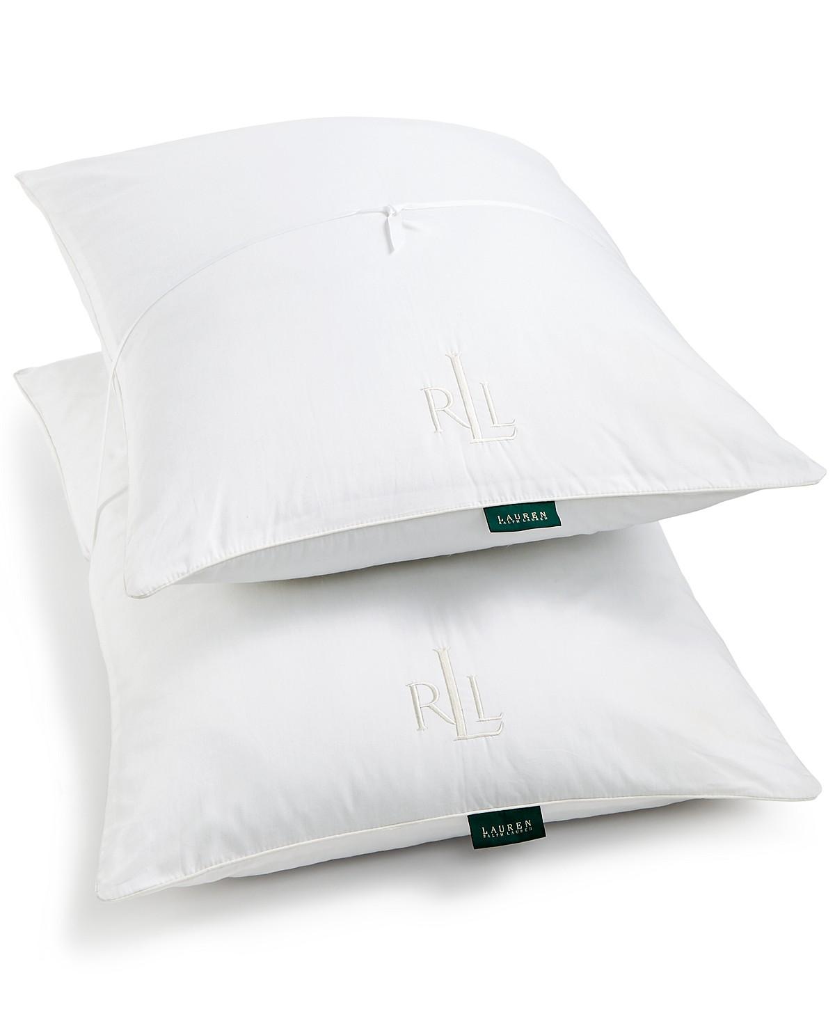 Lauren Ralph Liteloft Down Alternative Jumbo Pillows 2 Pack Link