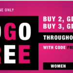 Buy 1 Get 1 FREE Throughout The Site at Neiman Marcus Last Call! (+ $10 Off $50)