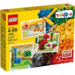LEGO Classic XL Creative Brick Box (1,600 Pieces) Only $48.99 Shipped!